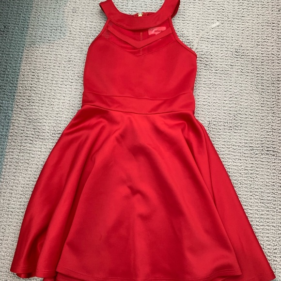 Nickie Lew Other - Red Size 7 Nickie Lew Skater Dress